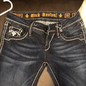 Rock Revival Jeans - Rock revival jeans new conditions. Offers welcomed